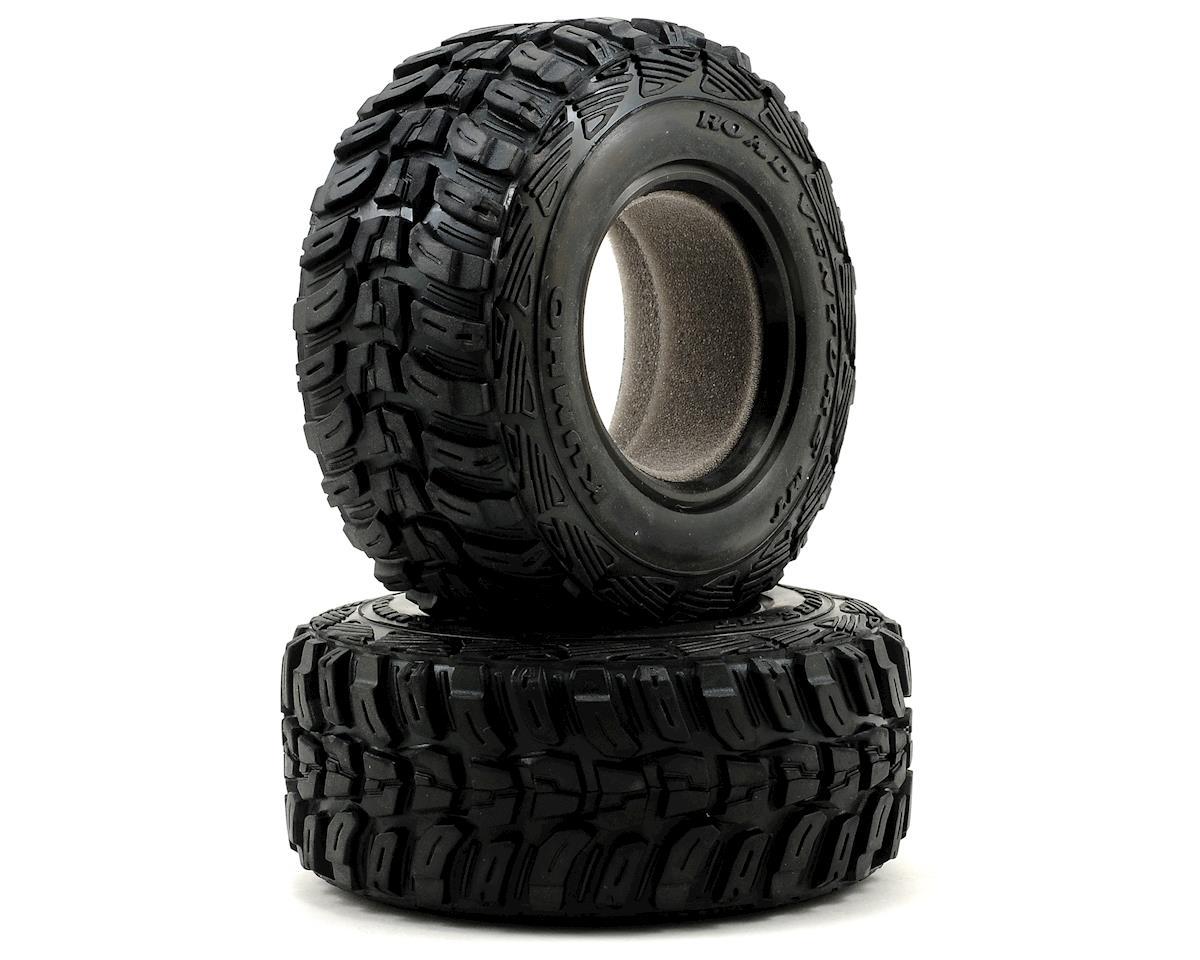Traxxas 2.2/3.0 Kumho Venture MT Tire w/Foam (2) (S1)