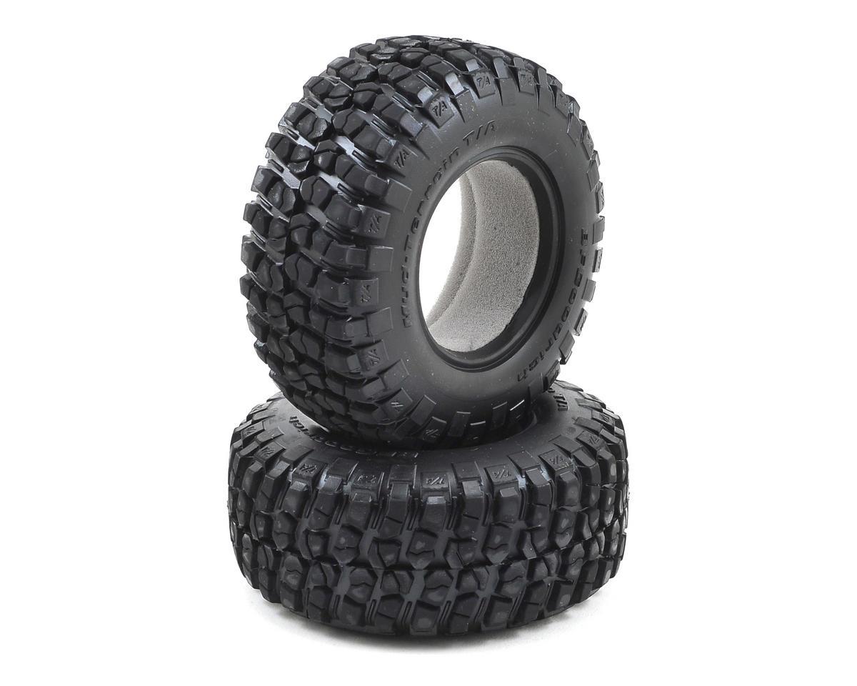 2.2/3.0 BFGoodrich Mud-Terrain TA KM2 Tire w/Foam (2) by Traxxas
