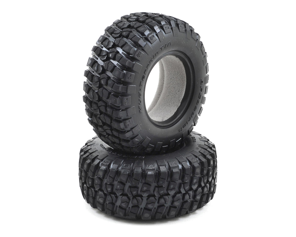 Traxxas 2.2/3.0 BFGoodrich Mud-Terrain TA KM2 Tire w/Foam (2) (Standard)