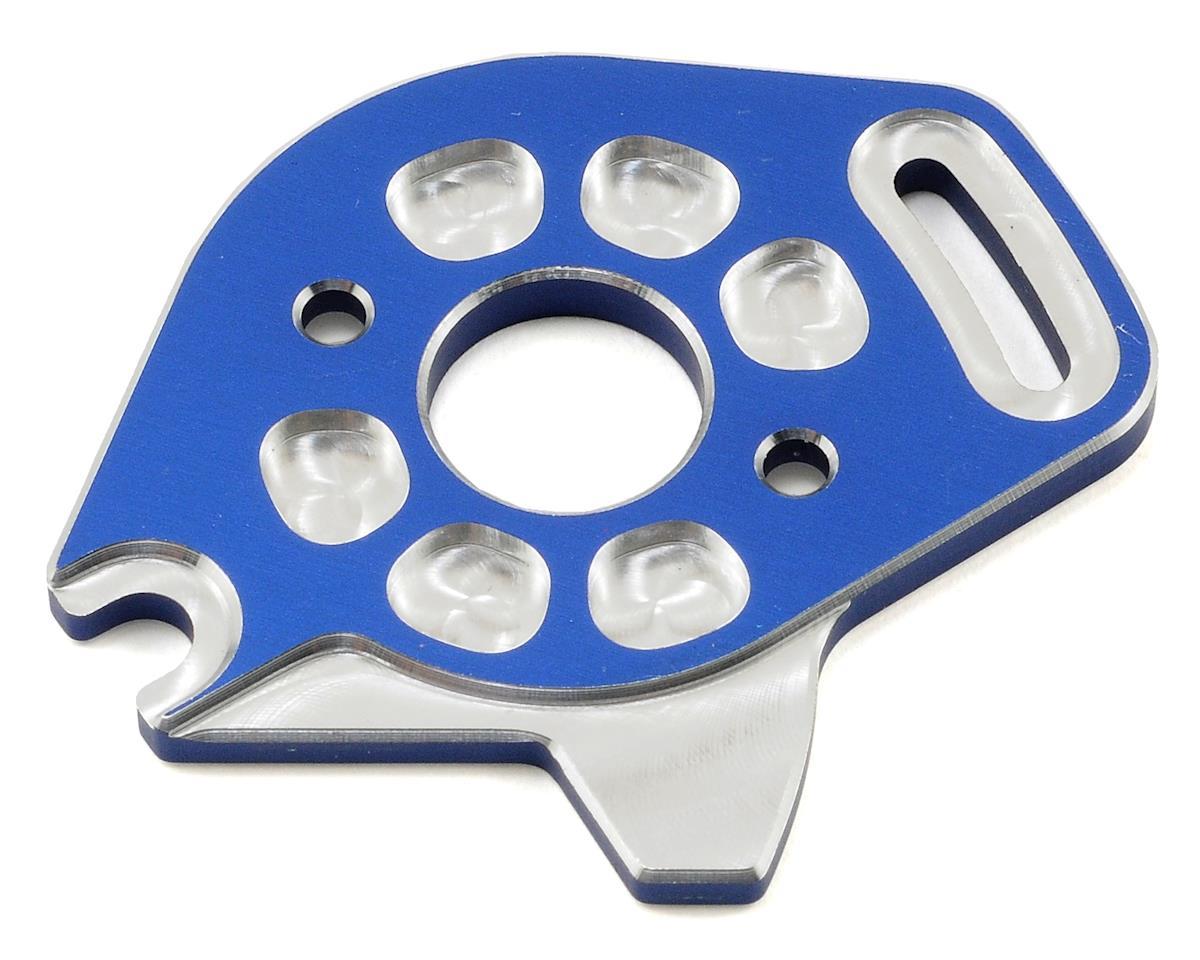 Traxxas Aluminum Motor Plate (Blue)