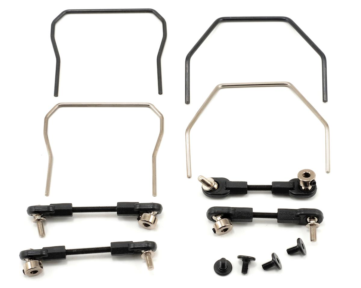 Traxxas Stampede 4x4 Sway Bar Kit (Front/Rear)