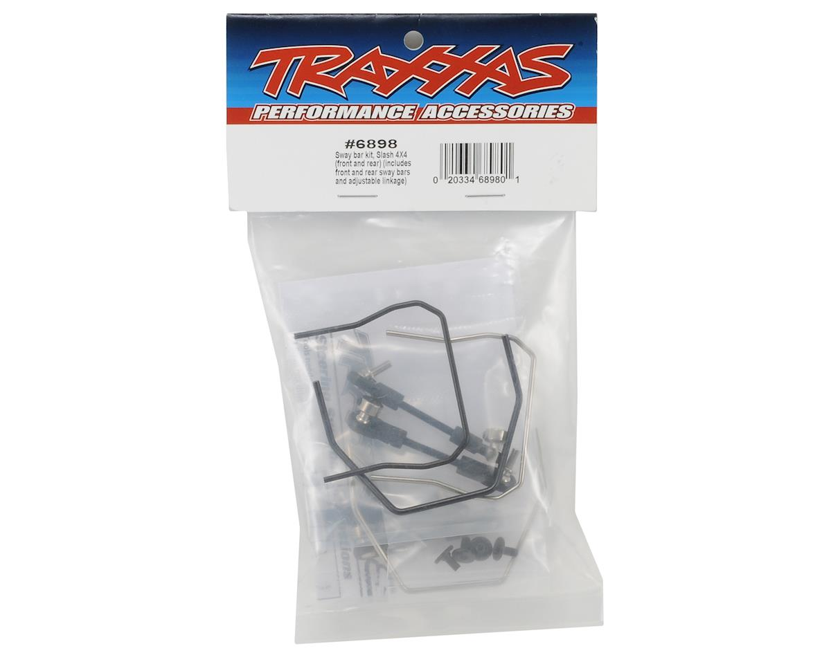 Sway Bar Kit (Front/Rear) by Traxxas