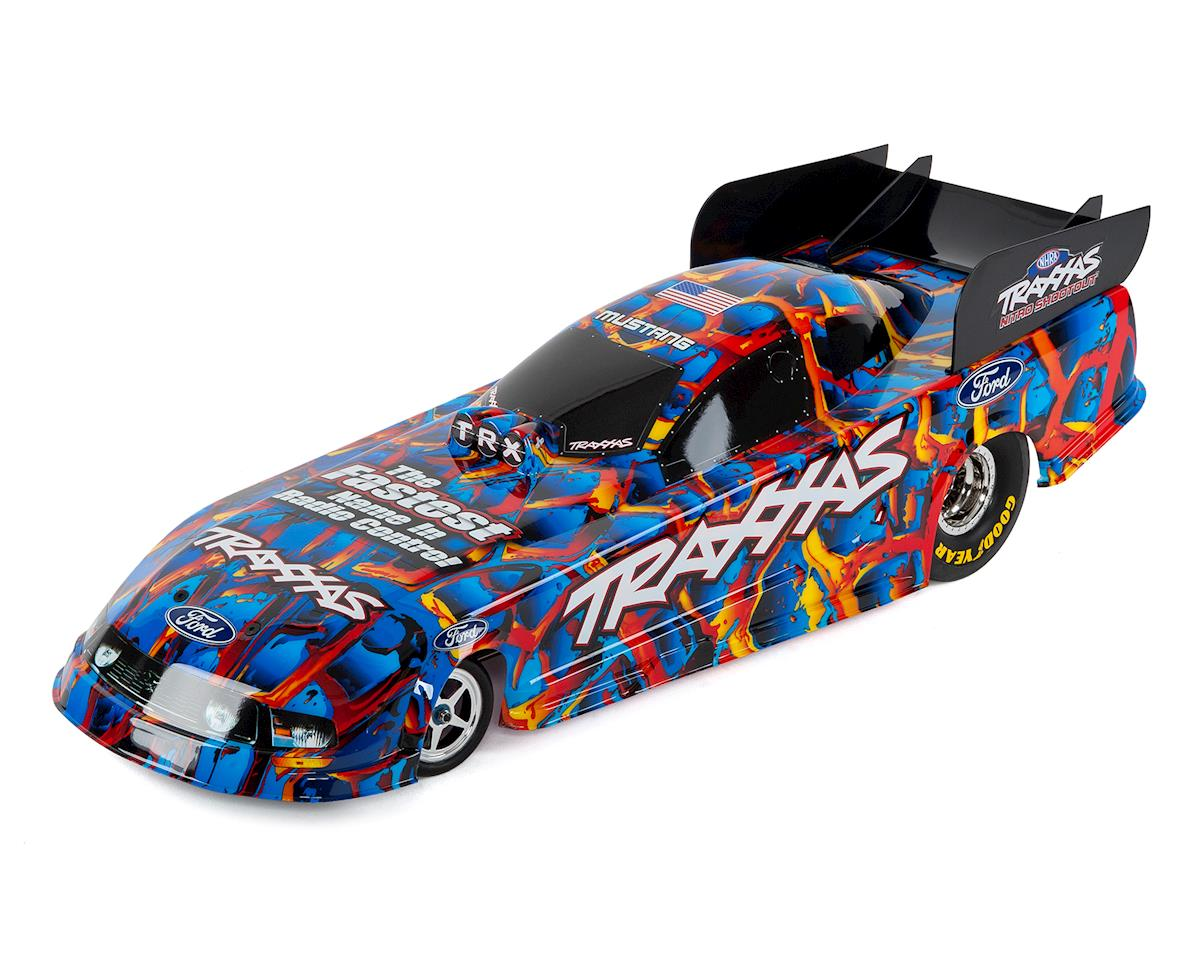 Ford Mustang NHRA 1/8th Electric RTR Funny Car by Traxxas