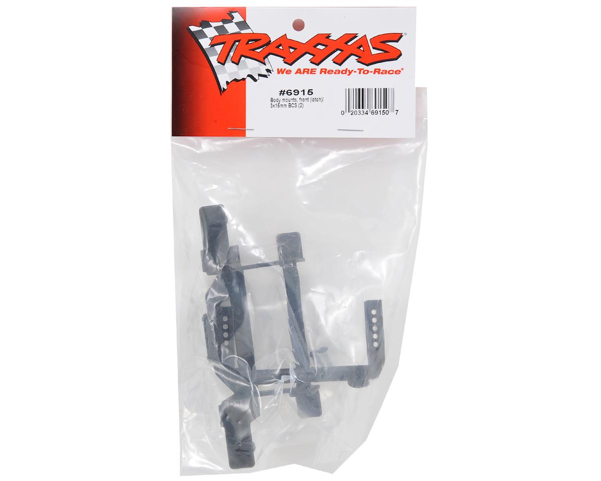 Front Body Mount Kit by Traxxas
