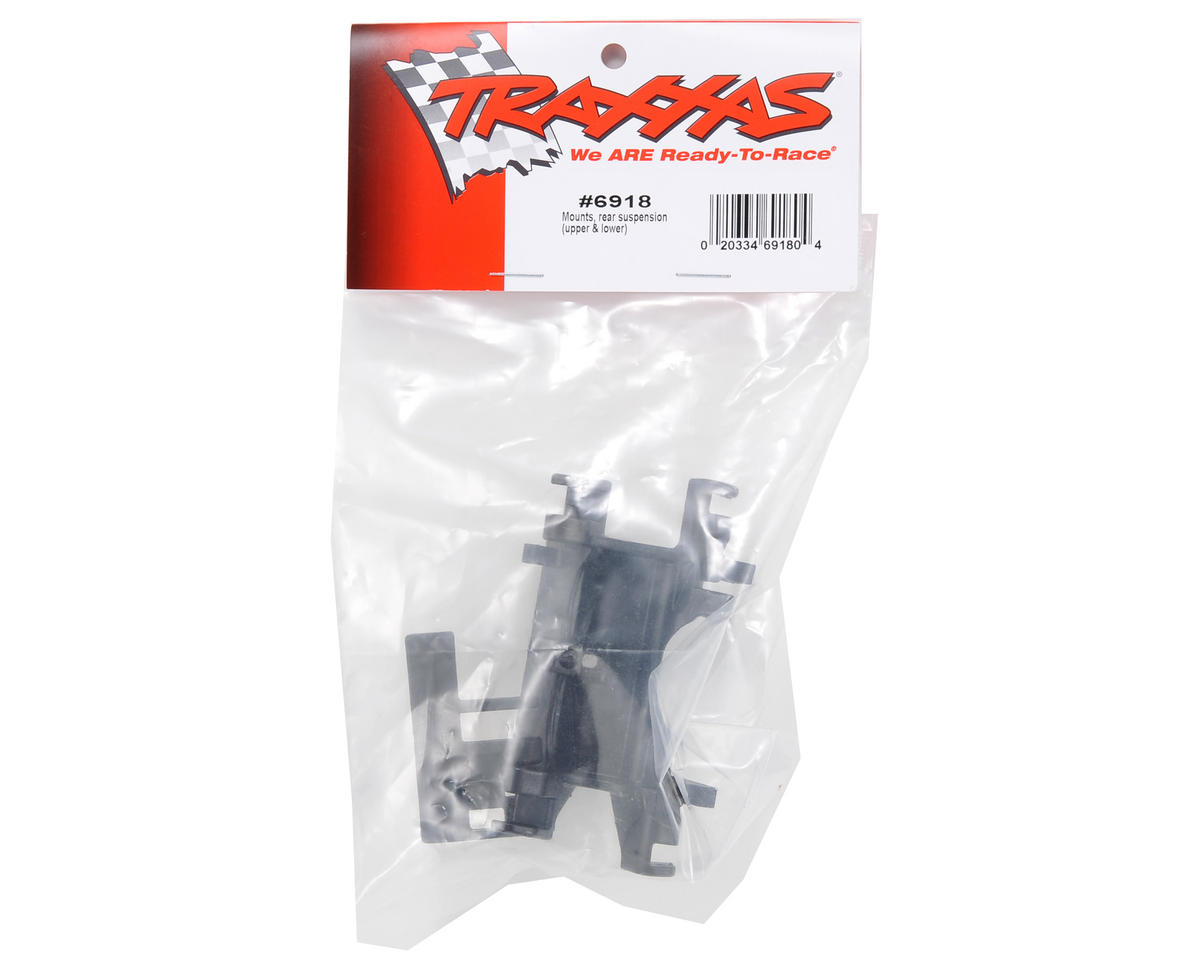 Rear Suspension Mount Set by Traxxas