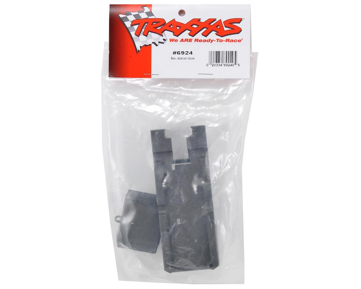 Receiver Box & Cover by Traxxas