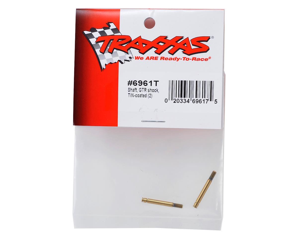 Traxxas Ti-Nitride GTR Coated Shock Shaft (2)