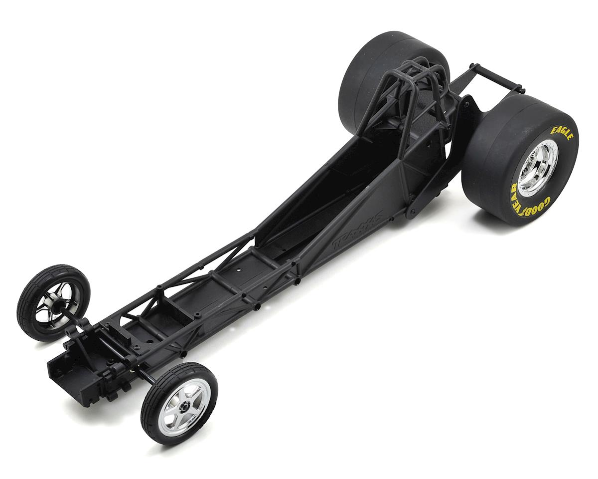 Funny Car Display Chassis by Traxxas
