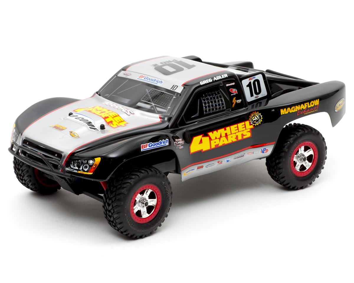 Slash 4x4 1/16 4WD RTR Short Course Truck (Greg Adler) by Traxxas