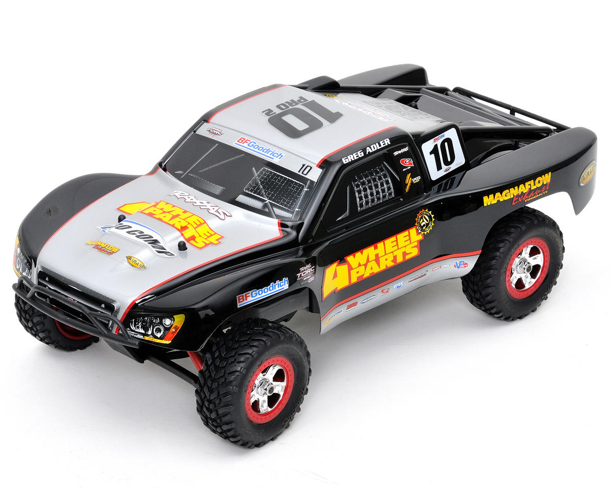 Traxxas Slash VXL 1/16 Scale 4WD RTR Short Course Truck w/2.4GHz, 6 Cell Battery