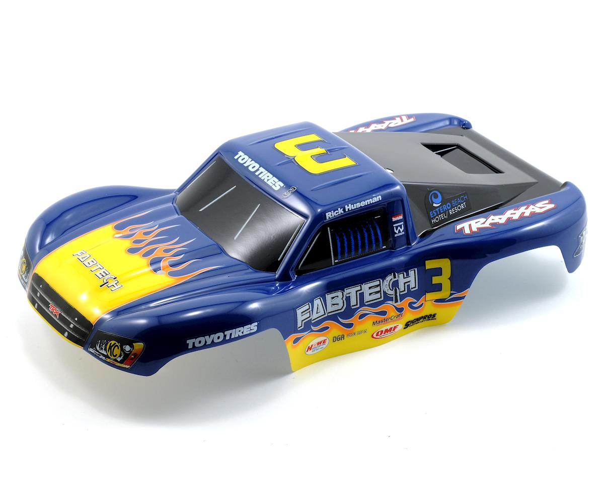 Rick Huseman Fabtech Body (1/16 Slash) by Traxxas