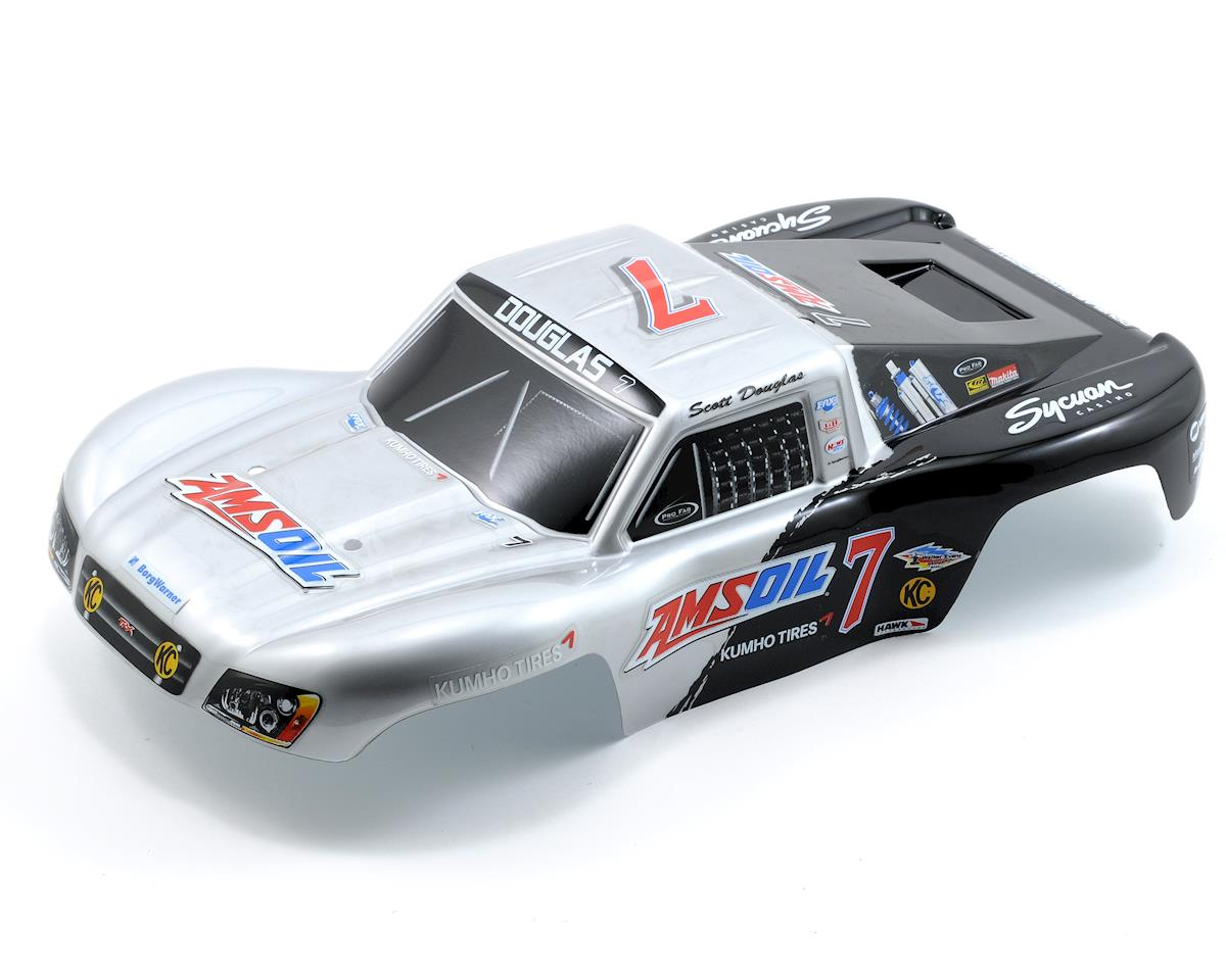 Traxxas 1/16 Slash Scott Douglas AmsOil Body (1/16 Slash)
