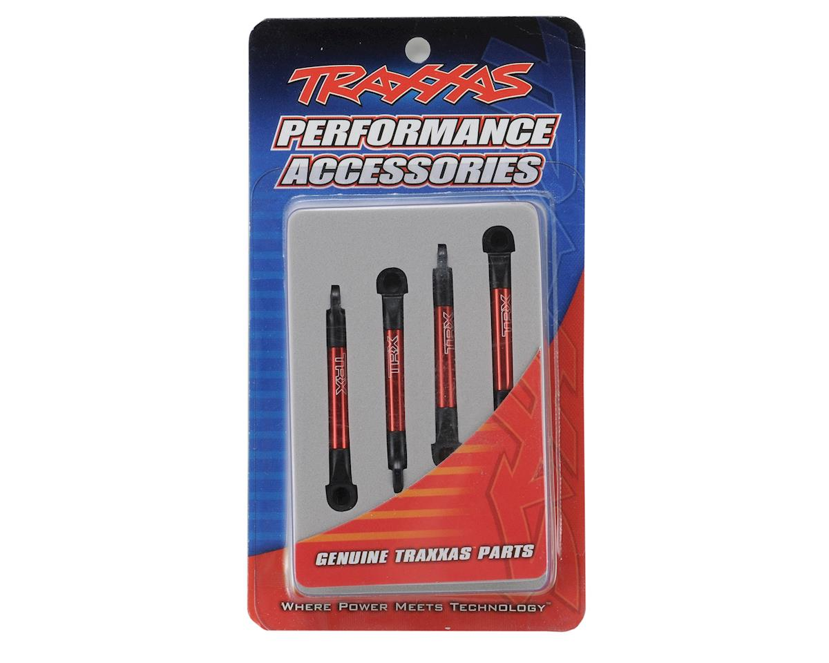 Aluminum Push Rod Set (Red) (4) by Traxxas