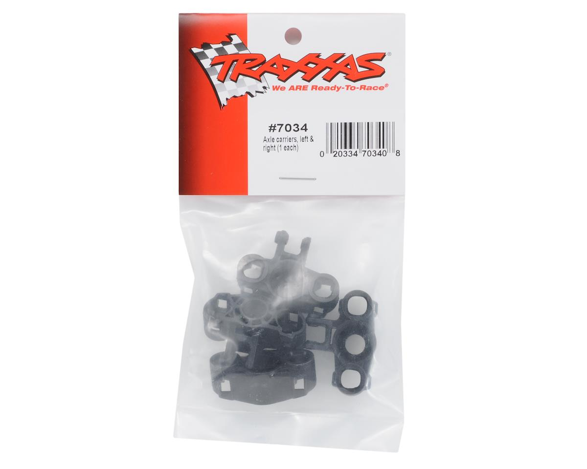 Traxxas Left & Right Axle Carriers