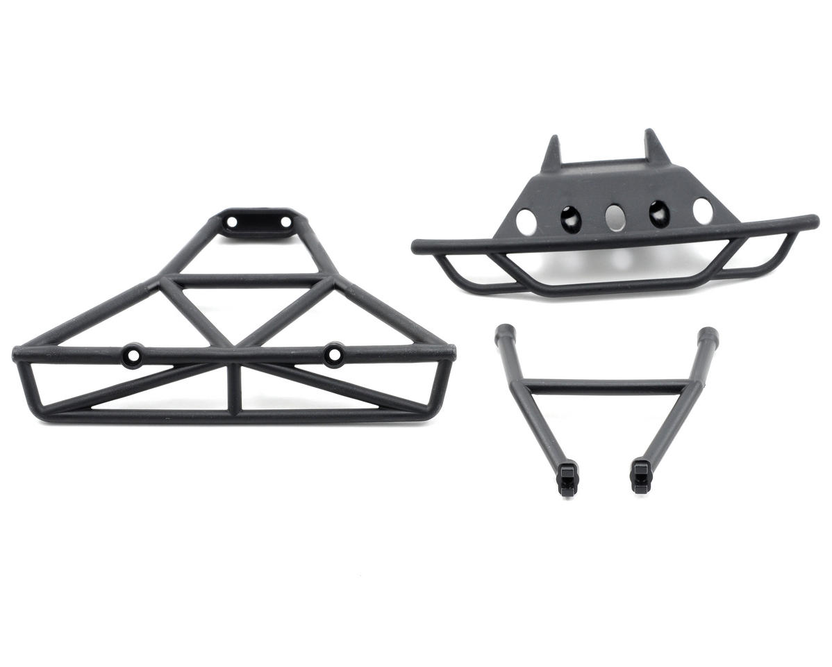 Front & Rear Bumper Set by Traxxas