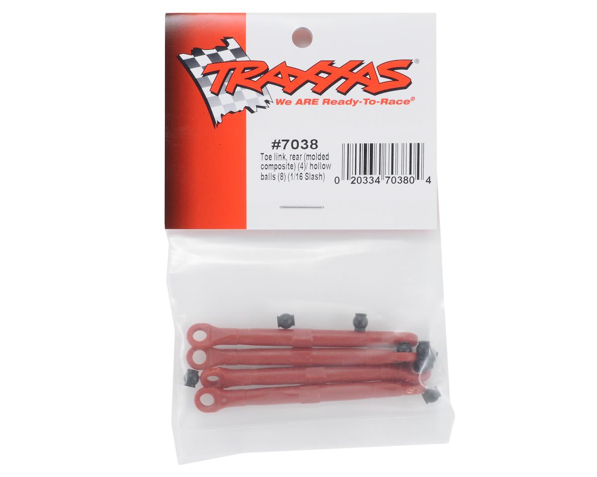 Traxxas Molded Composite Toe Links (4) (Front/Rear)
