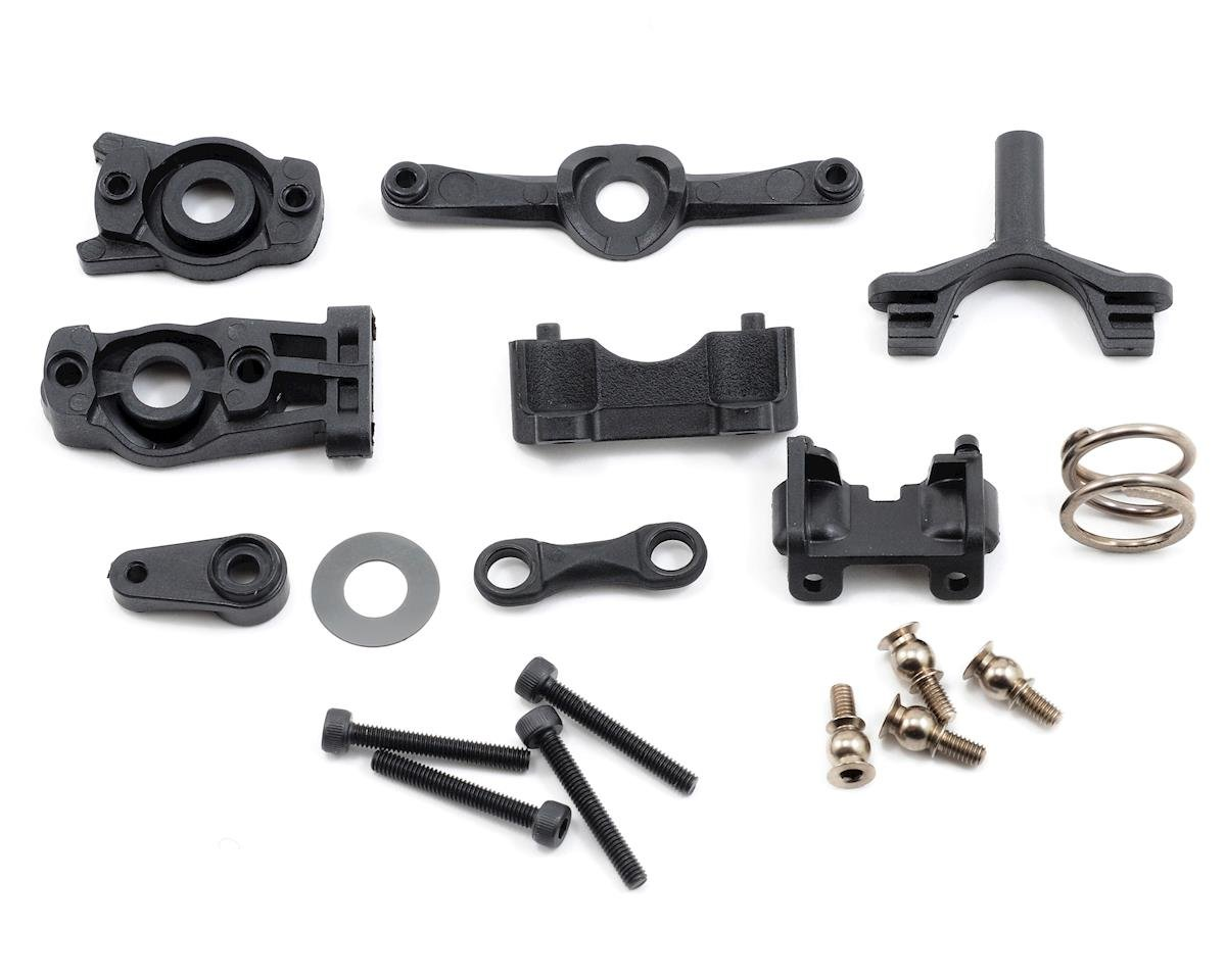 Traxxas 1/16 Mustang Upper & Lower Steering Arm Set