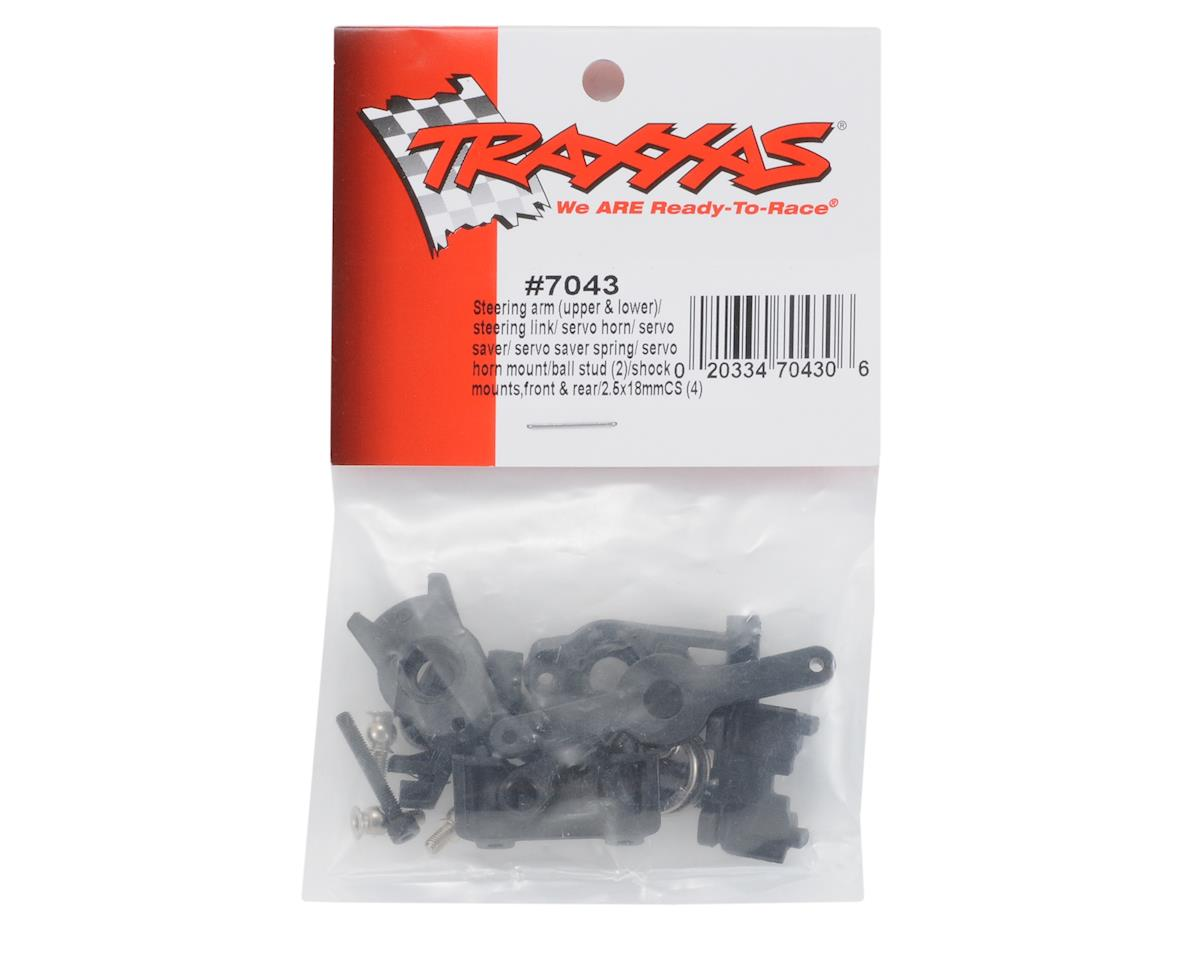Upper & Lower Steering Arm Set by Traxxas