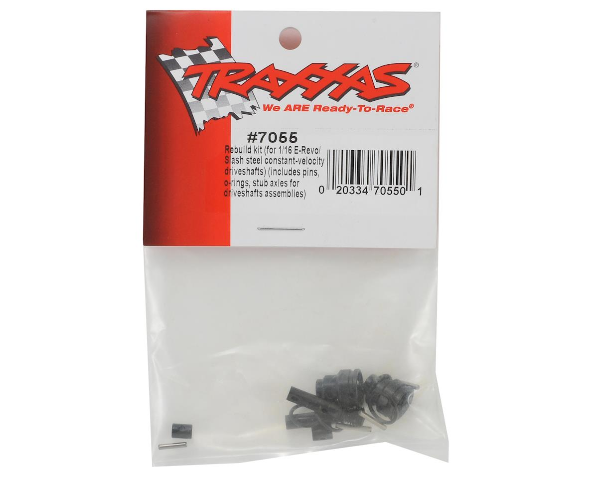 Traxxas Steel Driveshaft Rebuild Kit