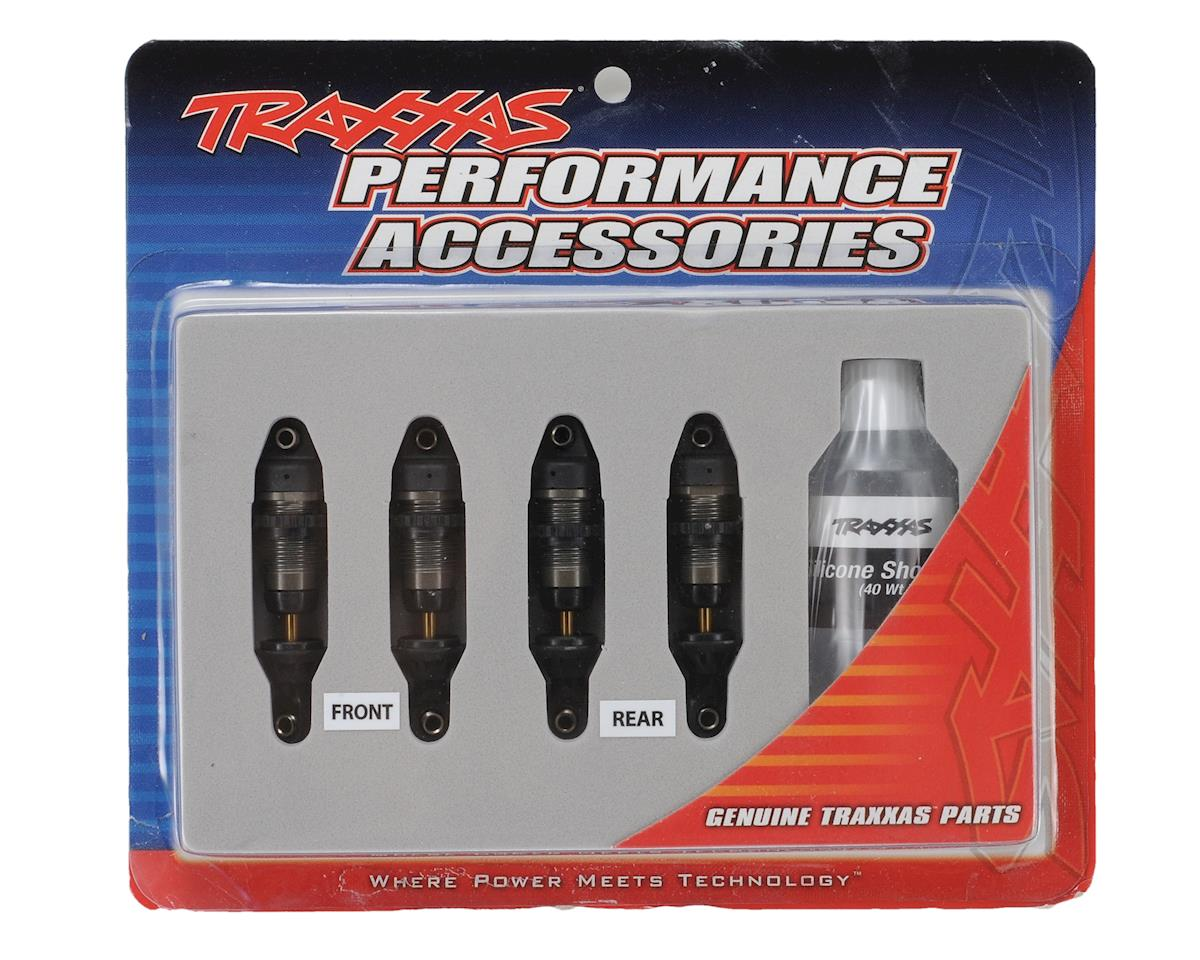 Traxxas GTR Hard Anodized Shock Set (4)