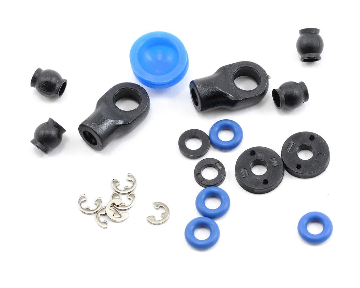 Traxxas 1/16 Rally Composite GTR Shock Rebuild Kit