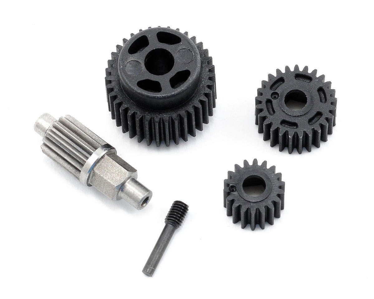 Traxxas 1/16 Summit Transmission Gear Set