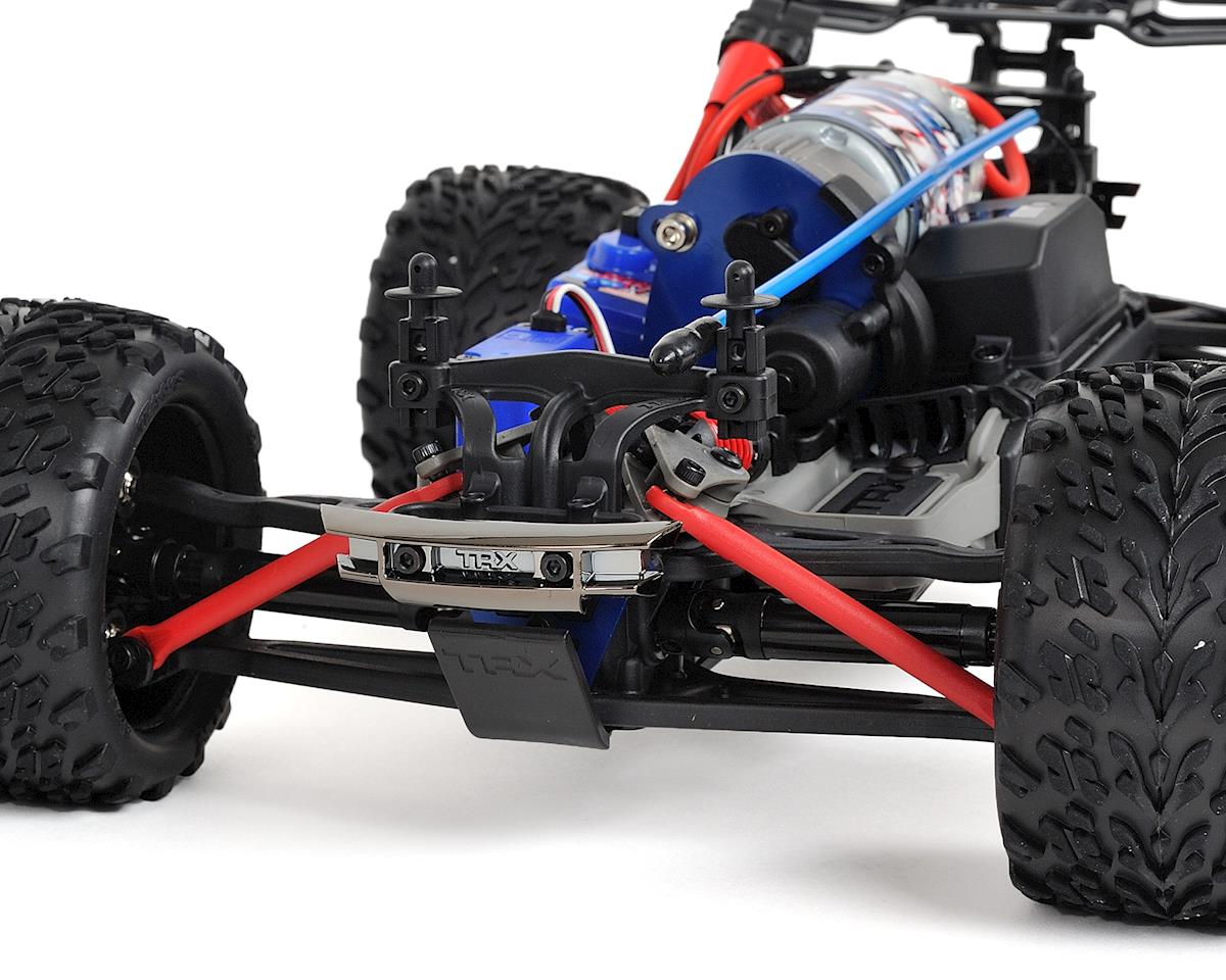 Image 2 for Traxxas E-Revo 1/16 4WD Brushed RTR Truck (Orange)