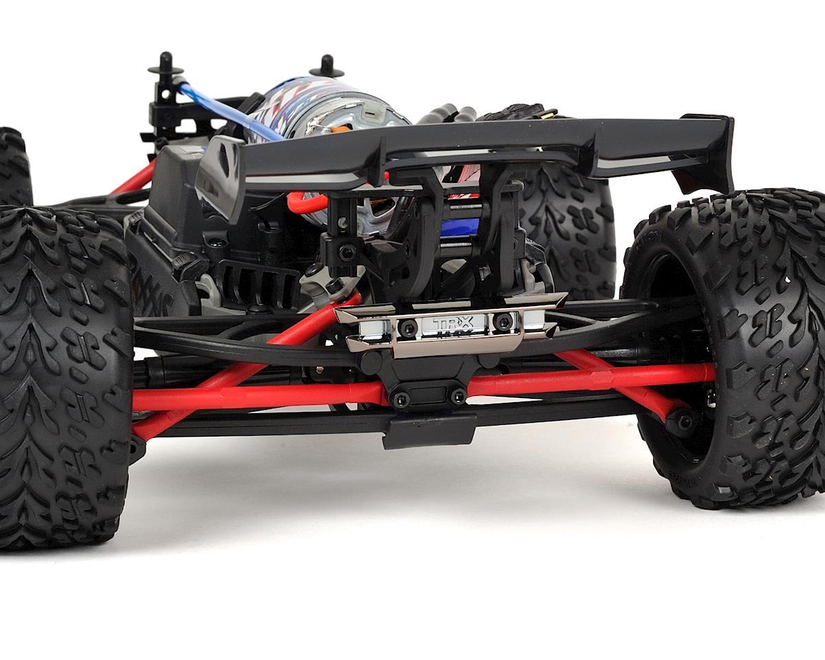 Image 3 for Traxxas E-Revo 1/16 4WD Brushed RTR Truck (Orange)