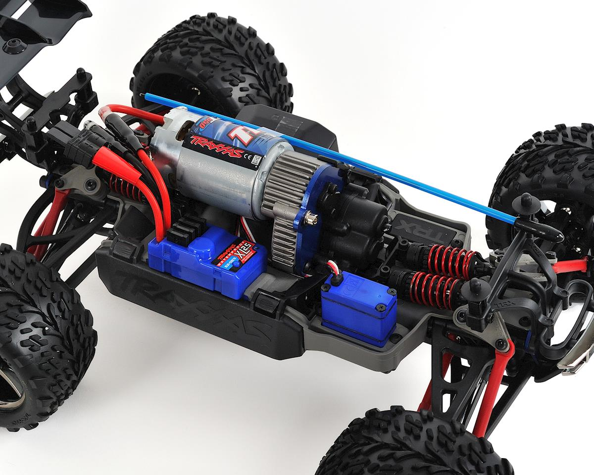 Traxxas E Revo 1 16 4wd Brushed Rtr Truck Red Tra71054 Fit Raving Brebes Cars Trucks Amain Hobbies