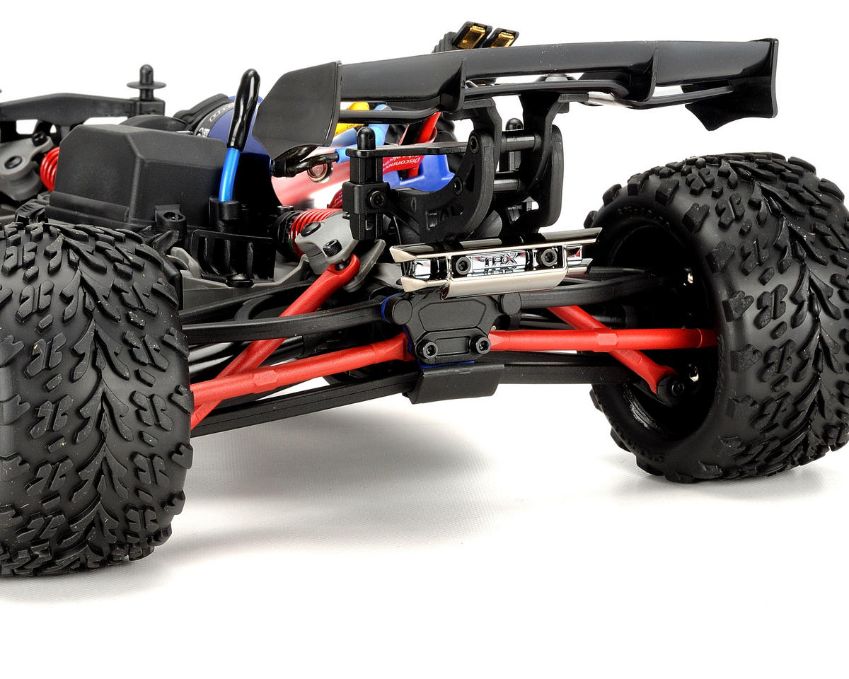 Traxxas 1/16 E-Revo VXL 4WD Brushless Truck (w/2.4Ghz Radio & 1200mAh 6 Cell Battery)