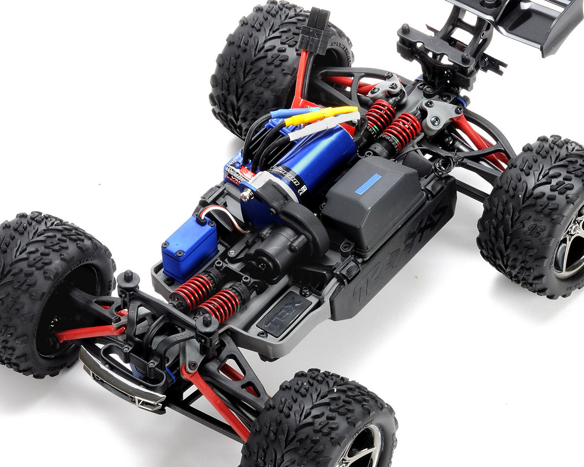 Image 2 for Traxxas 1/16 E-Revo VXL 4WD Brushless Truck (w/Battery & Wall Charger)