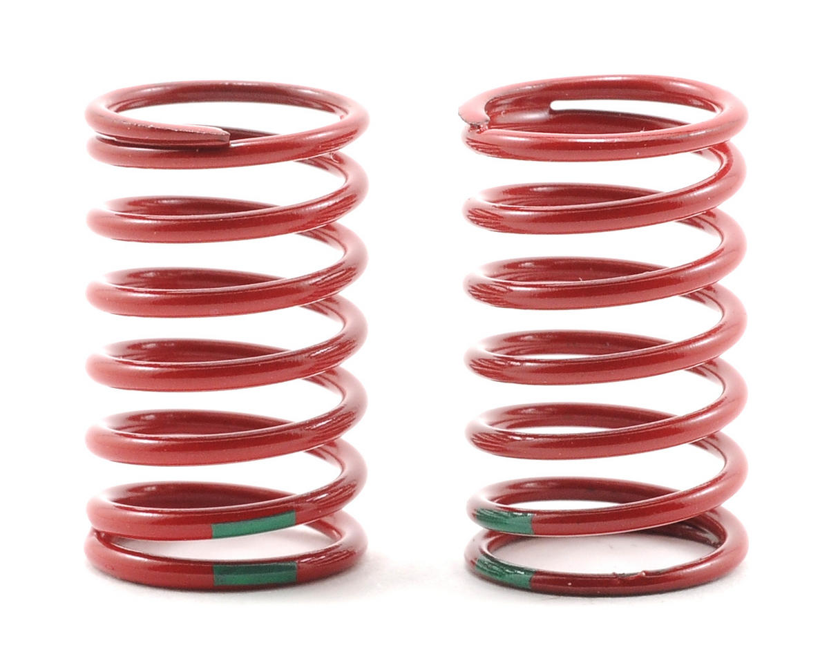 Image 1 for Traxxas GTR Shock Spring Set (Green - 1.92) (2) (1/16 E-Revo)