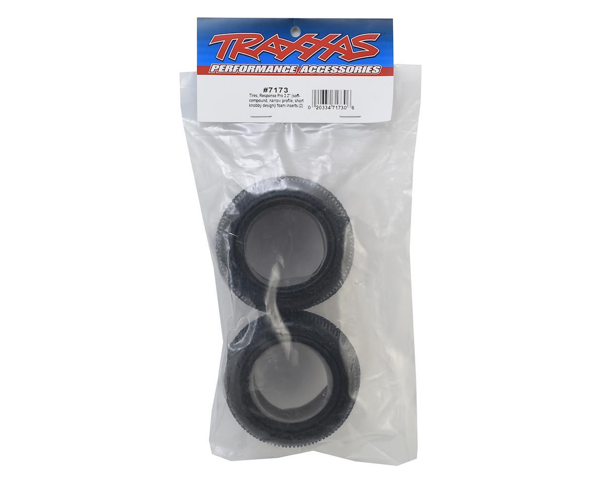 Traxxas Response Pro 2.2 Tires (S1/Soft) (2)