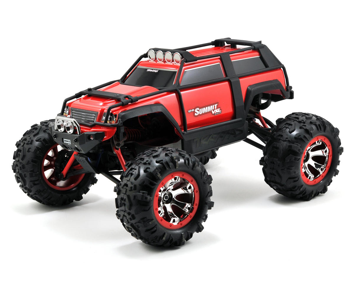 Traxxas 1/16 Summit VXL 4WD Brushless RTR Monster Truck (w/TQi 2.4GHz Radio, Battery & Charger)