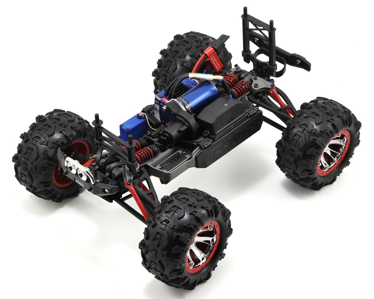 Traxxas 1/16 Summit VXL 4WD Brushless RTR Monster Truck