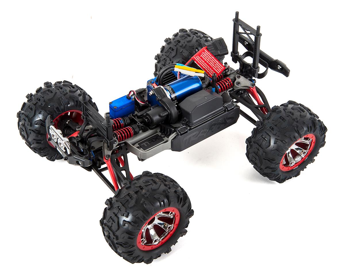 Traxxas Summit VXL 1/16 4WD Brushless RTR Truck (Blue)