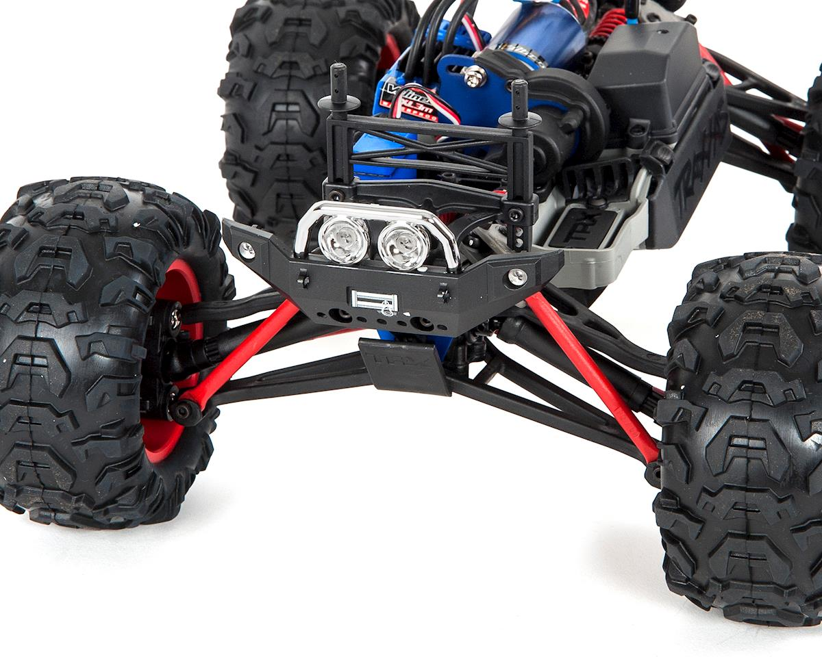 Traxxas Summit VXL 1/16 4WD Brushless RTR Truck (Red)