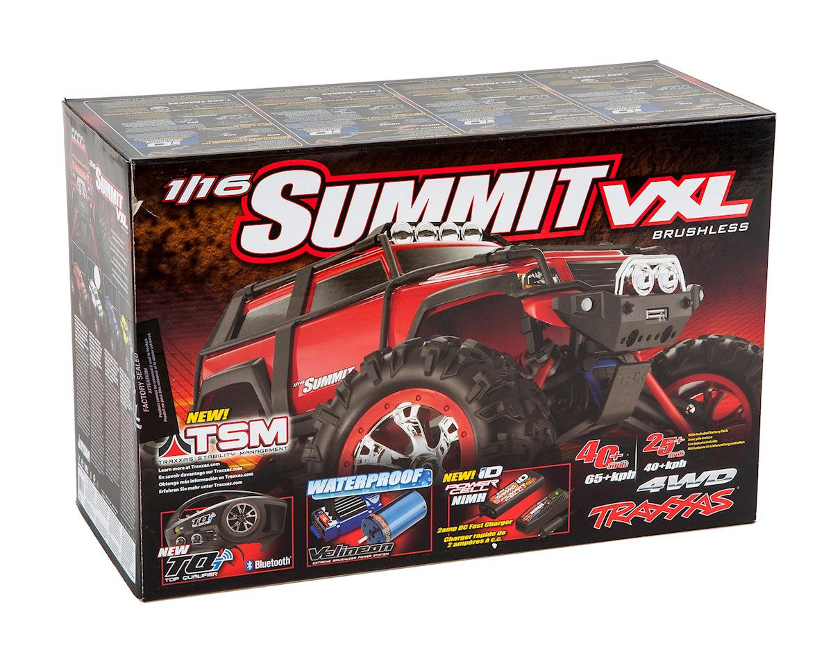 Traxxas Summit VXL 1/16 4WD Brushless RTR Truck (White)