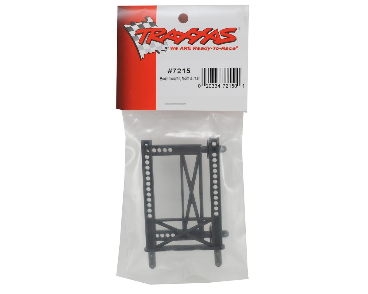 Traxxas Front/Rear Body Mount Set