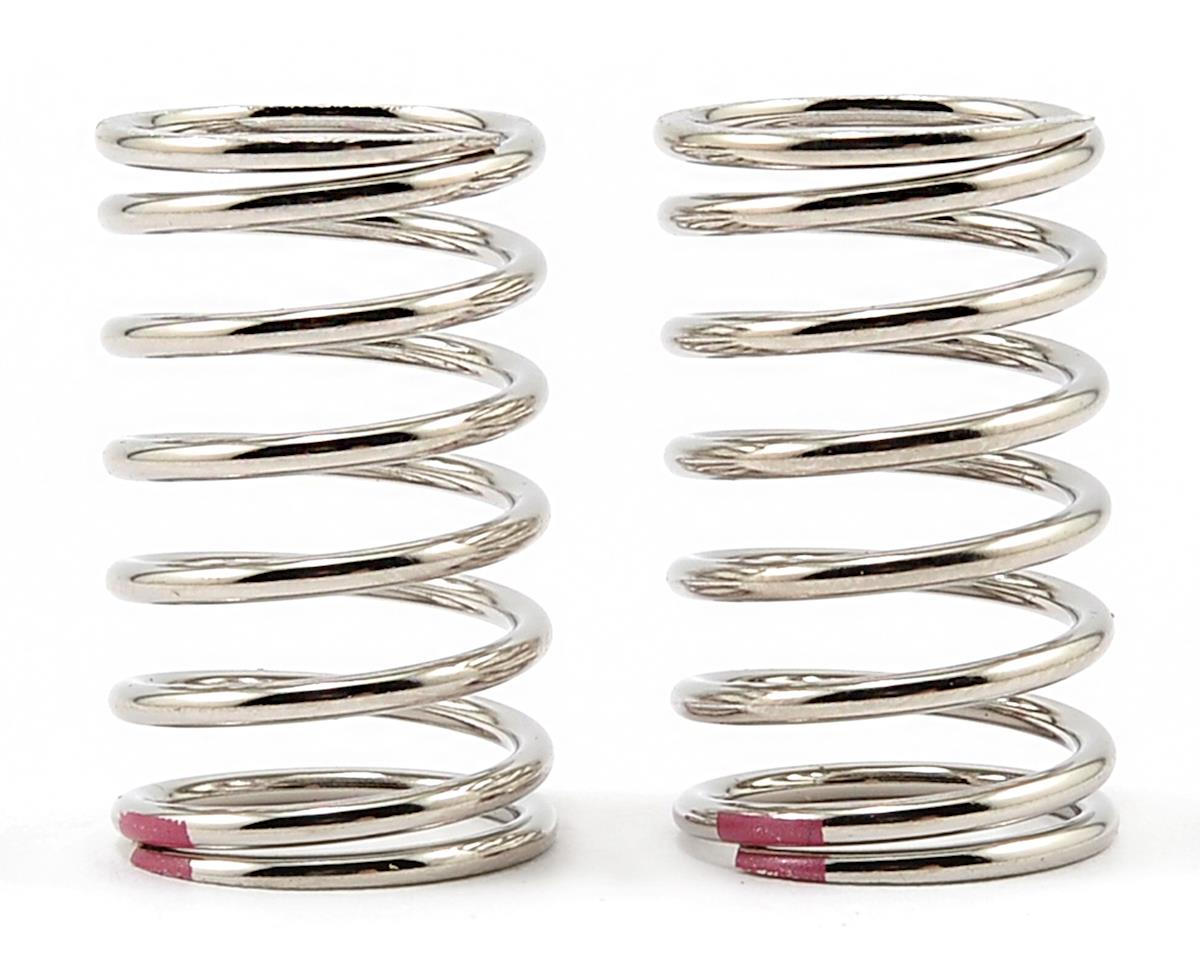 "Traxxas GTR ""Nickel Finish"" Shock Spring Set (2.77 Rate - Pink) (2)"