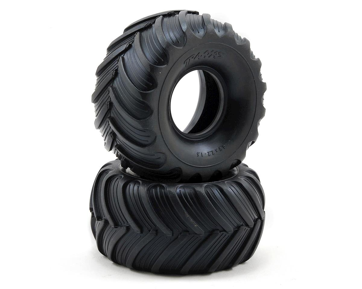 Traxxas 1/16 Monster Jam Replica Tire Set (2) | relatedproducts
