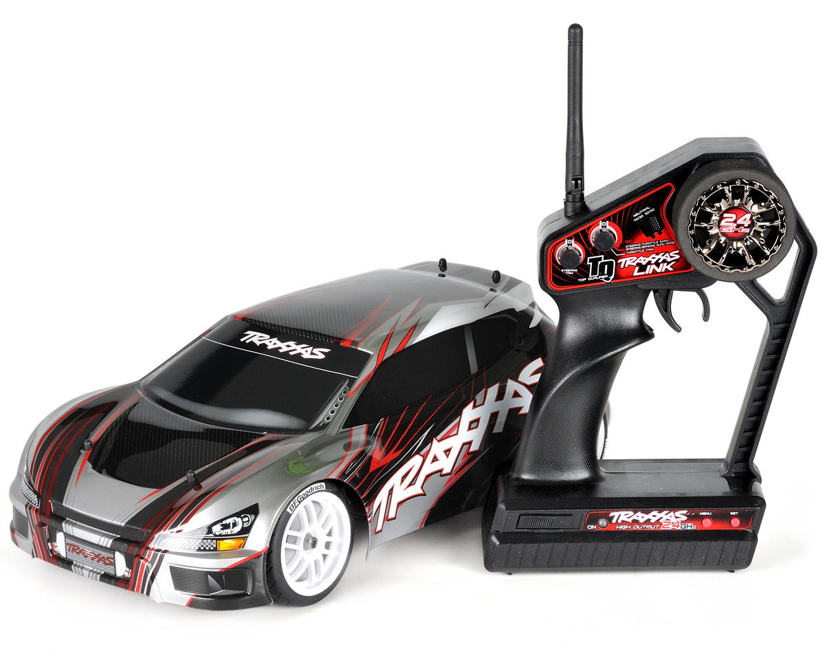 Traxxas 1/16 Rally VXL 4WD Brushless RTR Rally Racer w/TQ 2.4GHz 2-Channel Radio