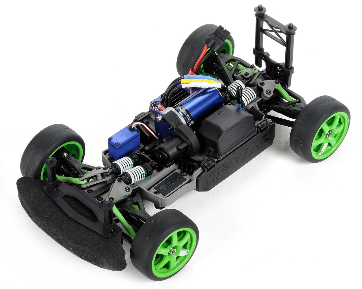 Traxxas 1/16 Ken Block Rally VXL 4WD Brushless RTR Rally Racer w/TQ 2 4GHz  2-Channel Radio
