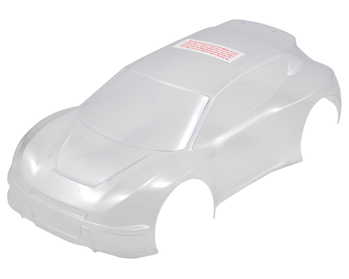1/16 Rally Body (Clear) by Traxxas