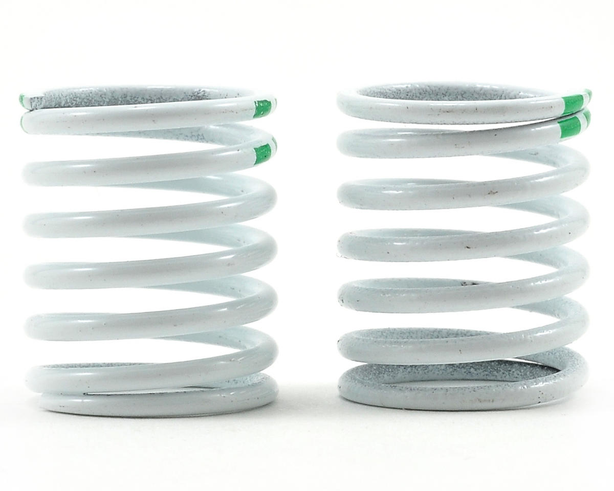 GTR Shock Spring Set (2.9 Rate - Green) (2) by Traxxas