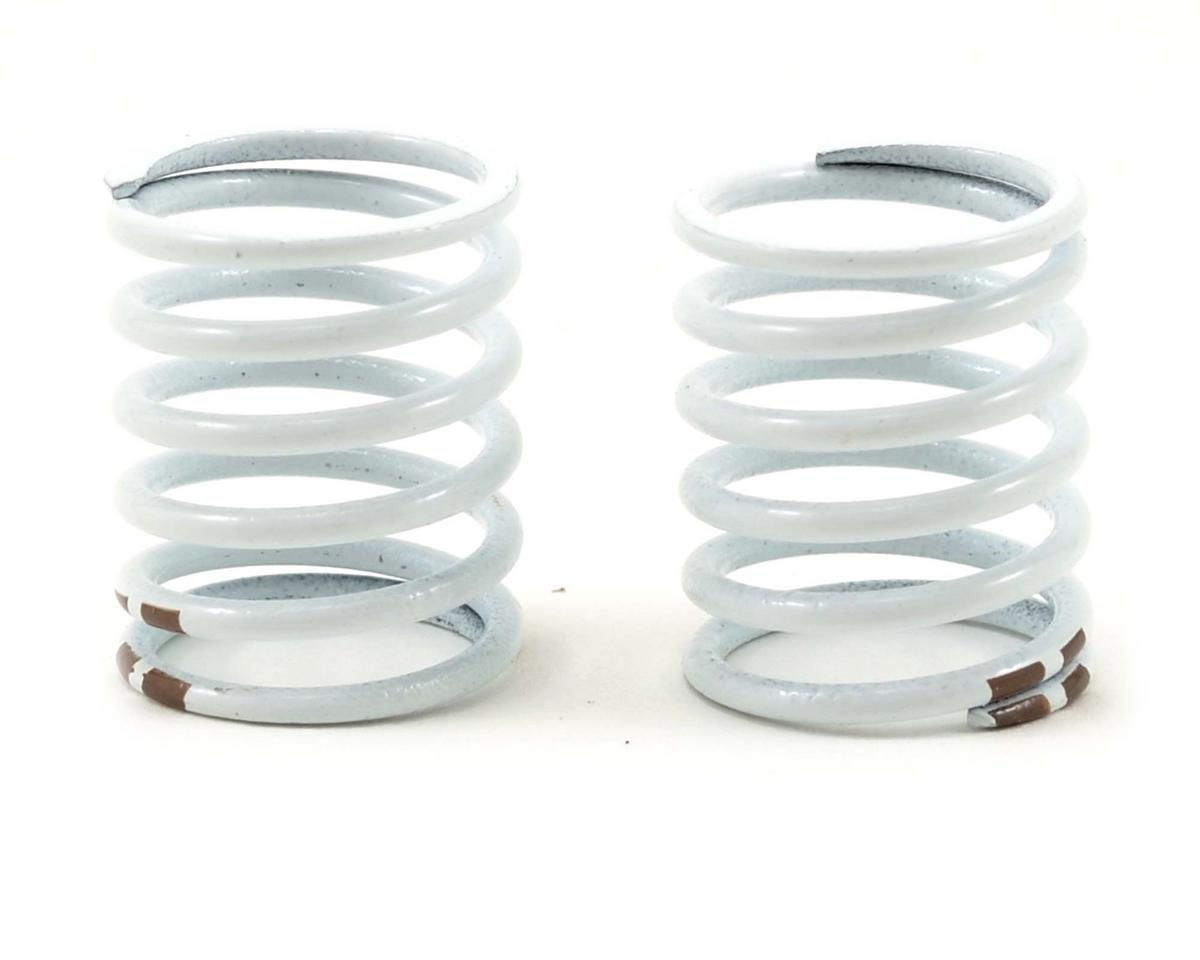 GTR Shock Spring Set (3.4 Rate - Tan) (2) by Traxxas