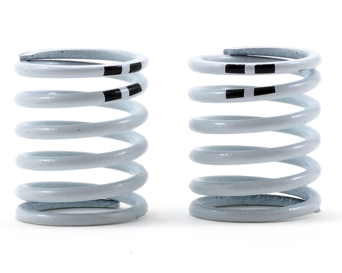 GTR Shock Spring Set (4.3 Rate - Black) (2) by Traxxas