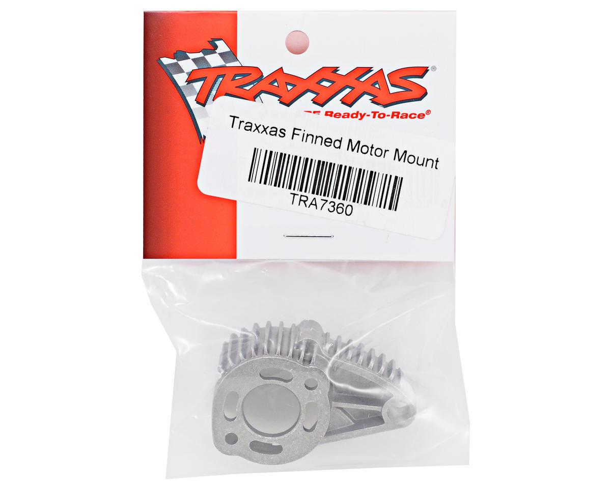 Traxxas Finned 550 Motor Mount
