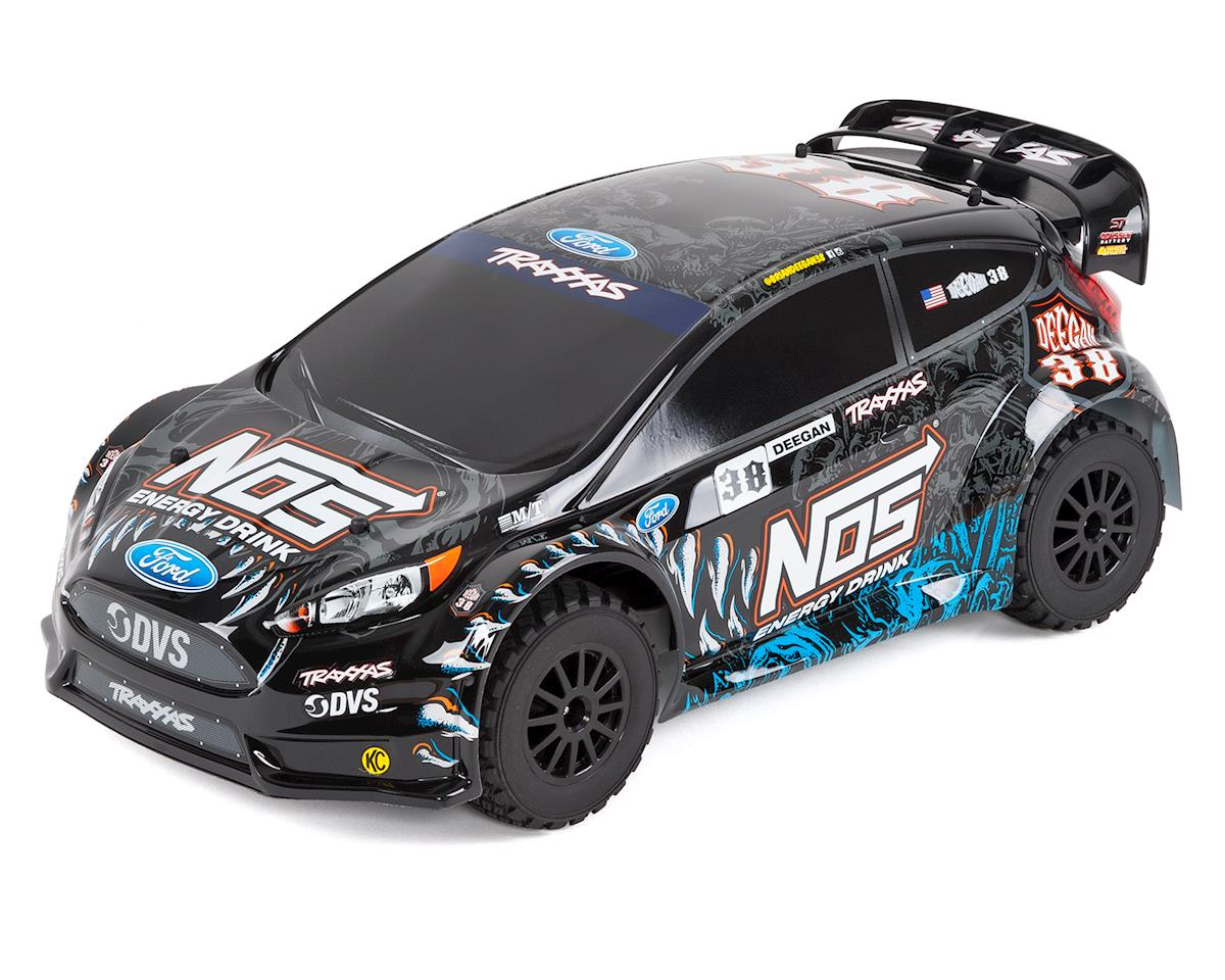 Traxxas NOS Deegan #38 Ford Fiesta ST RTR 1/10 4WD Rally Car