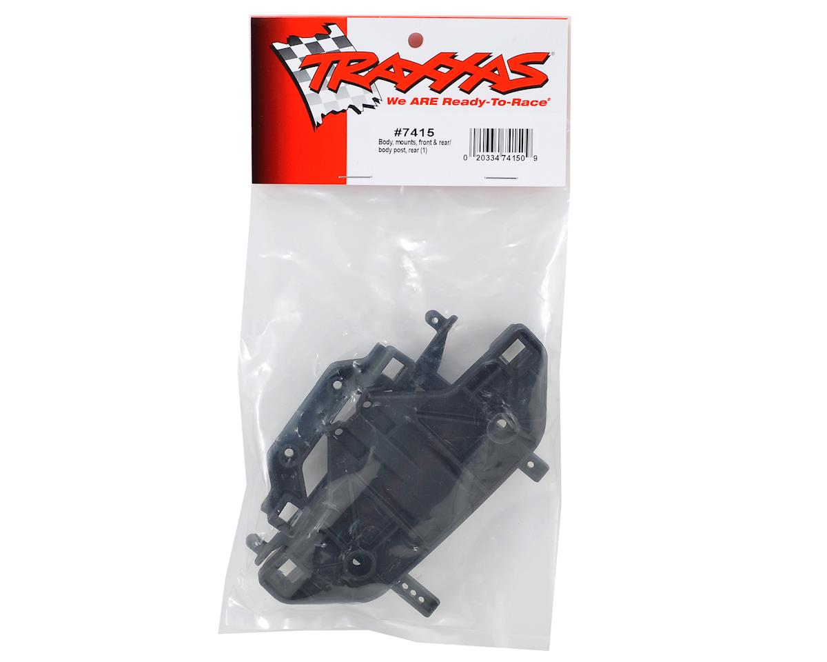 Traxxas Front & Rear Body Mount Set